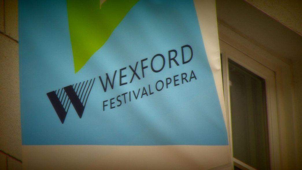 Les coulisses du Festival d'opéra de Wexford