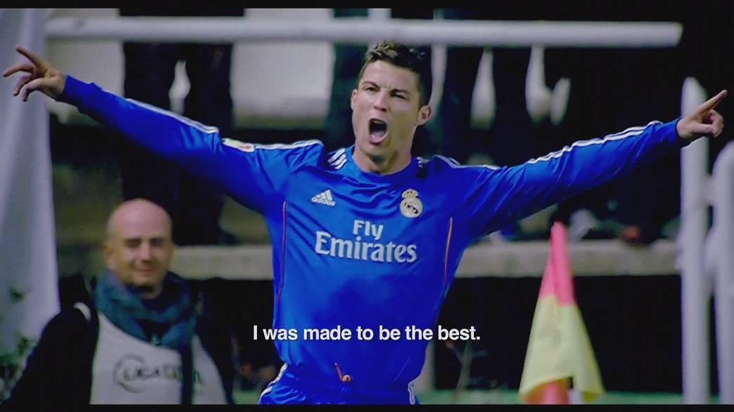 Ronaldo launches self-titled doc in London