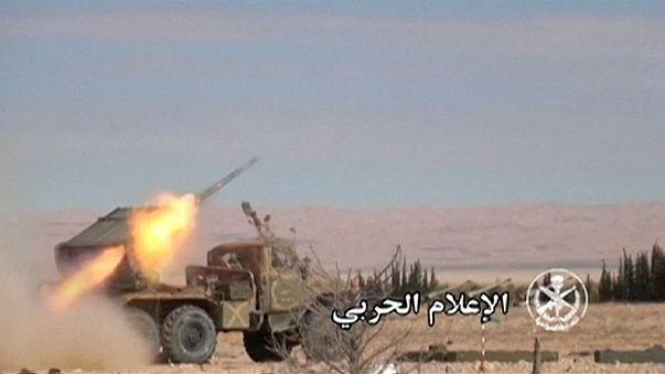 Esad'ın kalesi Lazkiye'de roketli saldırı