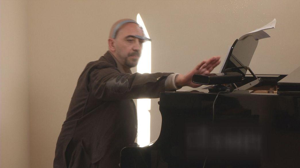 Wenn das Gehirn Klavier spielt...