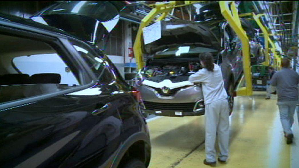 Macron contre une fusion de Renault et Nissan