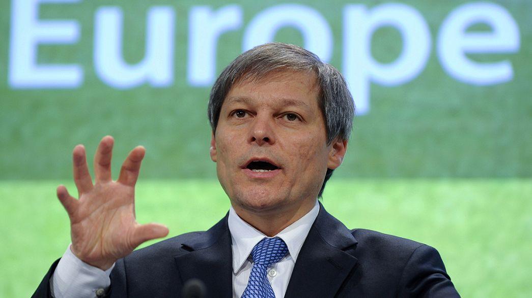 Rumänien: Ciolos als Regierungschef vorgeschlagen
