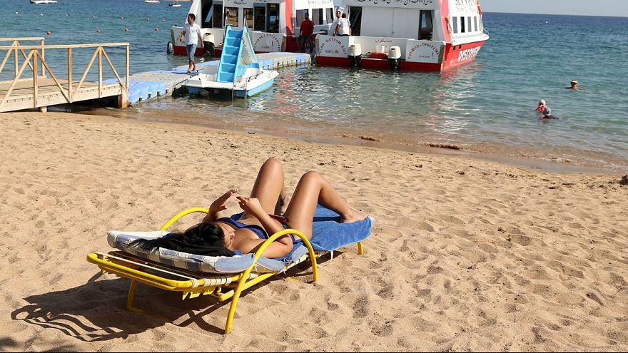 Şarm el Şeyh on binlerce turist kaybetti