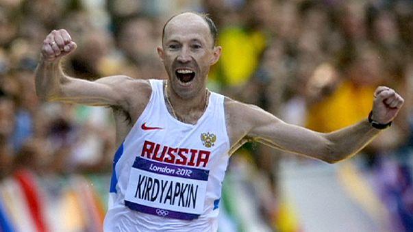A revolta dos atletas derrotados pelos russos