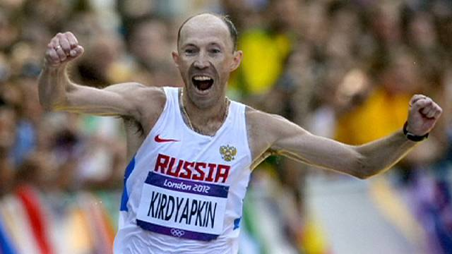 Athletes challenge validity of Russian medal winners