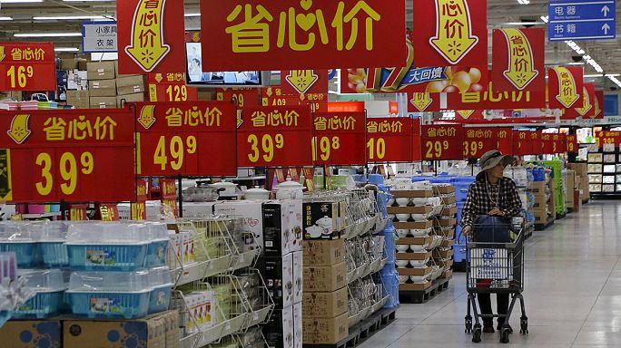 Tovább csökkent az infláció Kínában