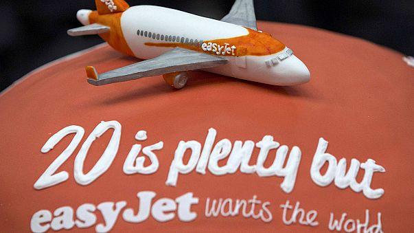 EasyJet festeggia 20 anni lanciando un programma fedeltà