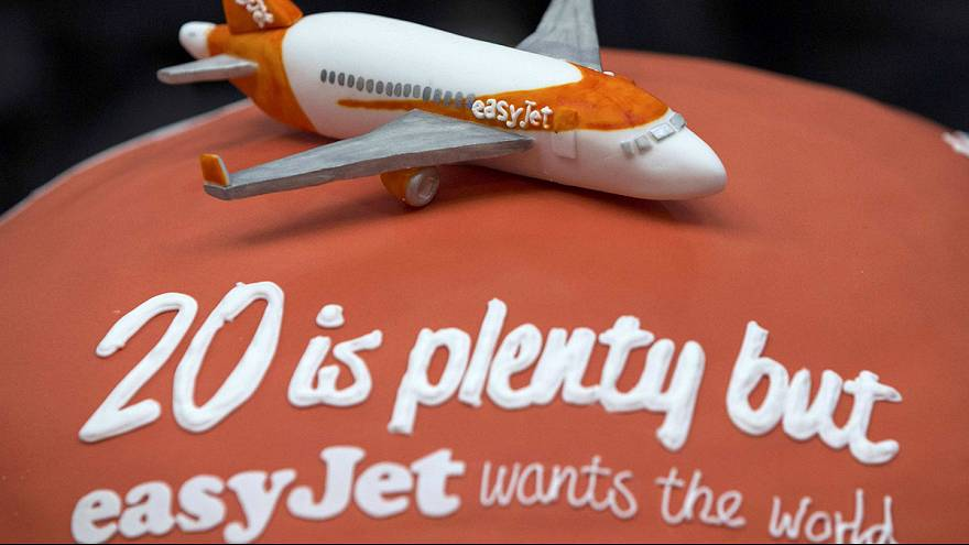 EasyJet's 20th birthday present to frequent flyers