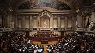 Portugal's centre-right coalition government ousted