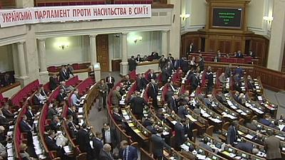 Kyiv in race against time to pass anti-corruption laws as EU deadline looms