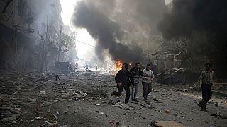 Exército sírio recupera base perto de Alepo