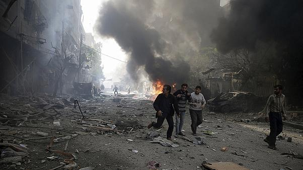 پیشروی های جدید ارتش سوریه همزمان با ادامۀ گفت و گوها برای حل بحران