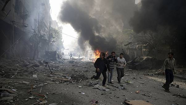 Las tropas de Al Asad rompen el cerco del grupo Estado Islámico en Alepo
