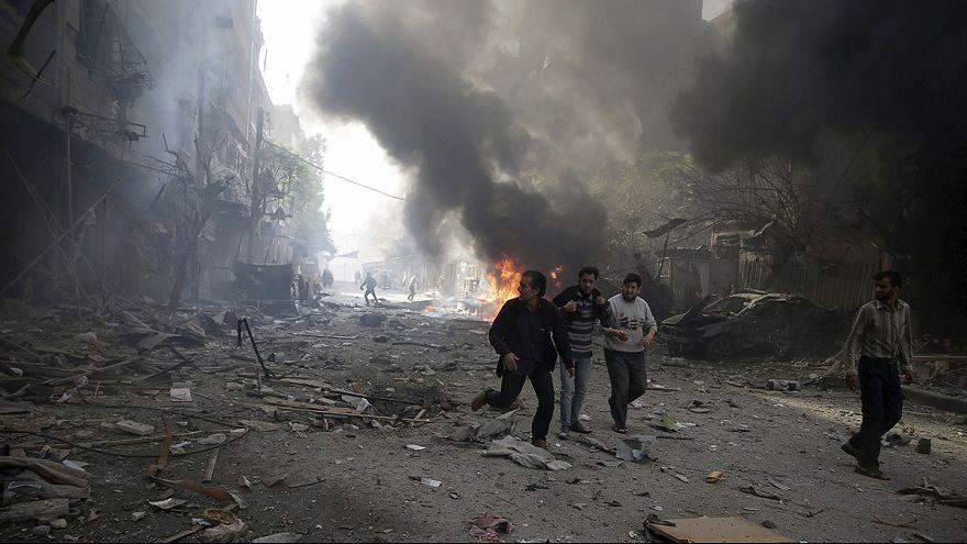 Suriye ordusu Halep'teki bir askeri üssü IŞİD'in elinden aldı