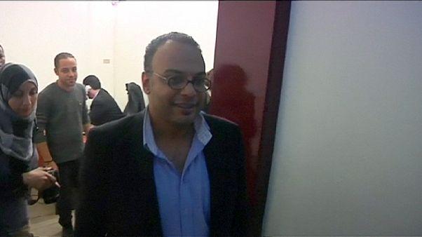 روزنامه نگار مصری آزاد شد