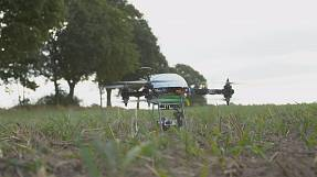Better farming with drones