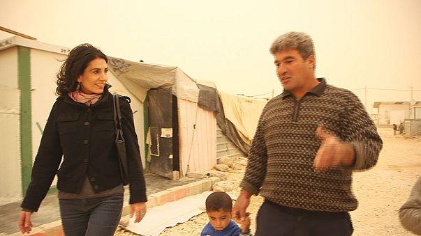"""Лагерь сирийских беженцев """"Заатари"""": бесплатный супермаркет и надежды на возвращение"""