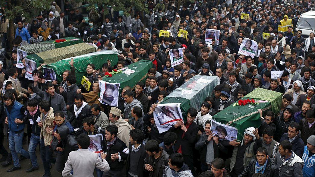 Nach Enthauptungen: Tausende in Kabul gegen Extremismus