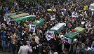 Afghan Hazara mourn, demand government guarantee security