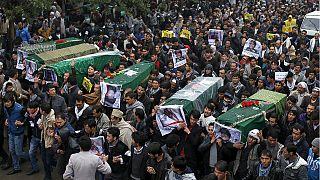 В Кабуле протестуют против бездействия властей в борьбе с боевиками