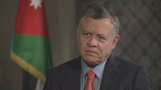 لقاء مع العاهل الأردني الملك عبد الله الثاني