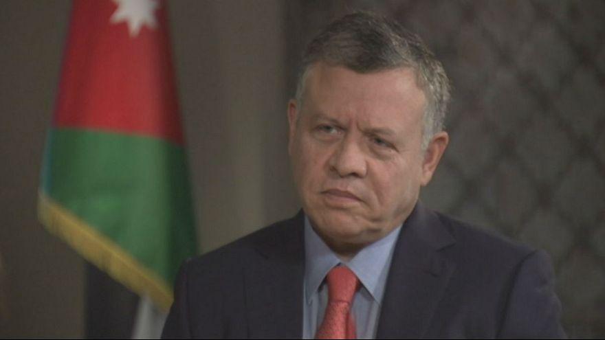 """König Abdullah II.: """"Flüchtlinge bleiben im Schnitt 17 Jahre"""""""