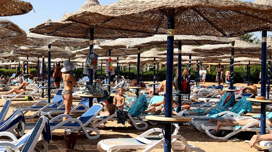 Suspensão de voos para Sharm el-Sheikh pode custar 260 milhões de euros por mês