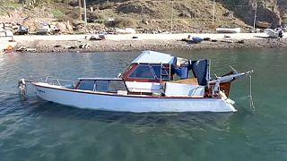 Fourteen dead as migrant boat sinks off Turkey's Aegean coast