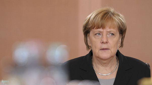 Ameaças à estabilidade política de Angela Merkel