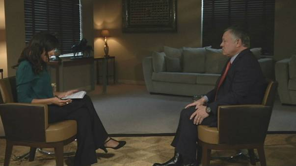 Full interview with King Abdullah II of Jordan