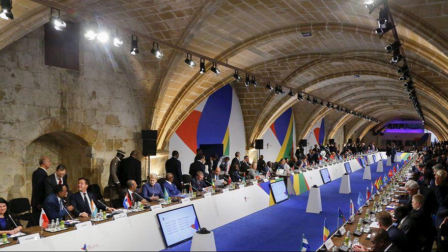 Кризис с беженцами: саммит ЕС-Африка