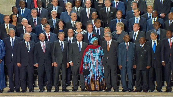 Мальта. Саммит ЕС-Африка пытается принять План действий по миграции