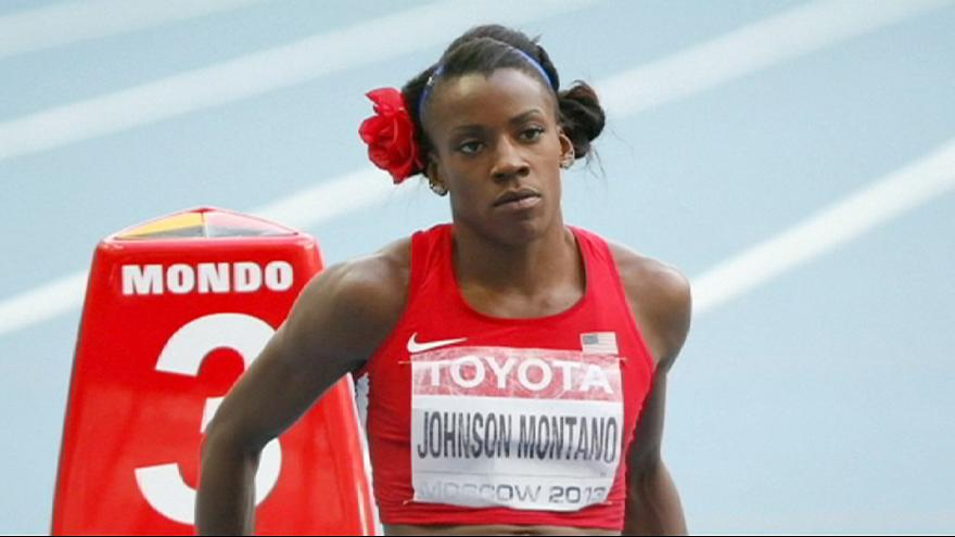 US athlete Alysia Montano speaks out over doping allegations in athletics