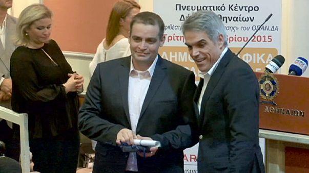 Euronews premiada en Grecia por la mejor historia deportiva del año