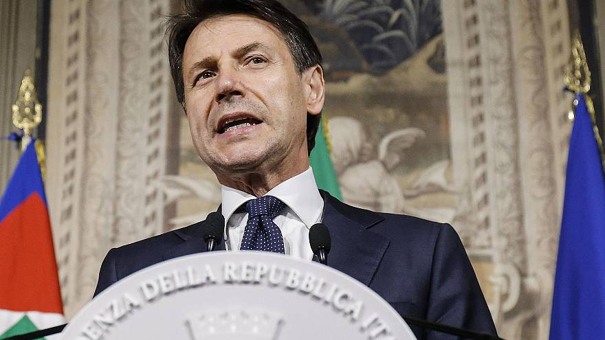Image: Giuseppe Conte