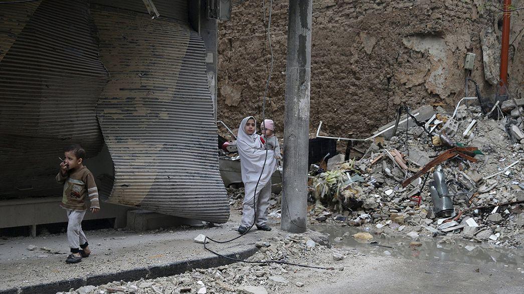 Suriye'de son çatışmaların adresi Lazkiye