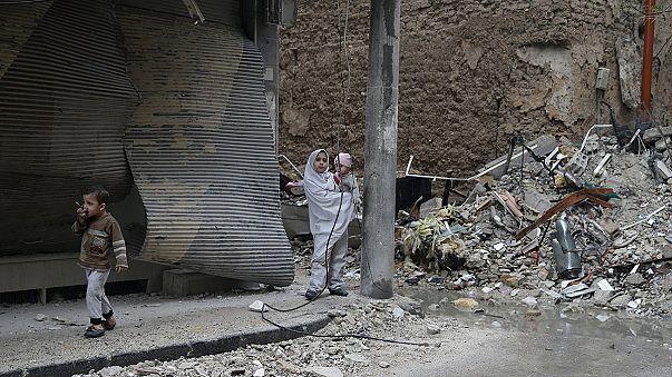 Латакия скорбит о жертвах обстрела, сирийская армия продолжает наступление