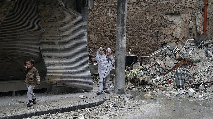 سوريا: اللاذقية تنعي ضحايا القصف الدموي الأخير