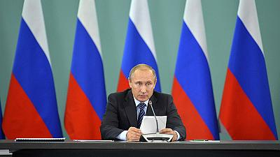 Wladimir Putin: Sportler sind für Dopingverstöße persönlich verantwortlich