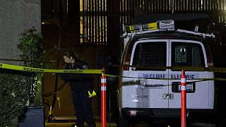 Un homme armé abattu à San Francisco