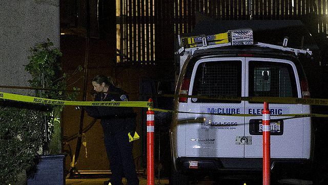 San Francisco'da polis kovalamacası kanlı bitti