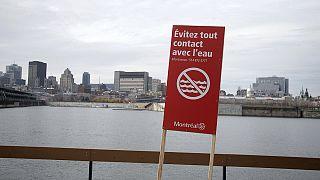 """Fin du """"Flushgate"""" : les eaux usées sont déversées dans le Saint-Laurent"""
