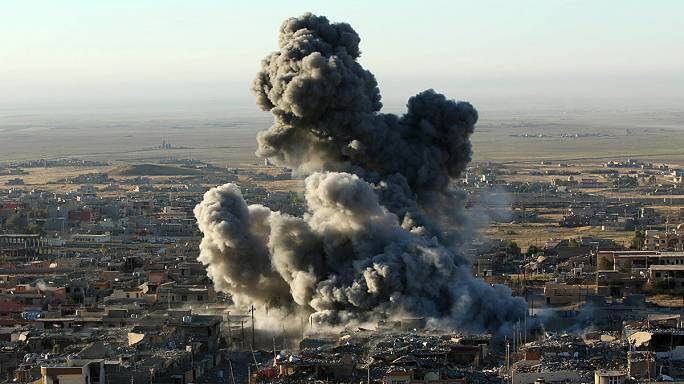 Kurd offenzíva Szindzsár visszafoglalására