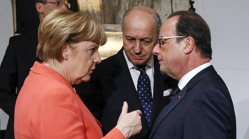 الإستخبارات الألمانية تتجسس على وزير الخارجية الفرنسي لوران فابيوس