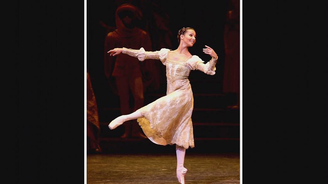 Francesca Hayward, rising star of London's Royal Ballet
