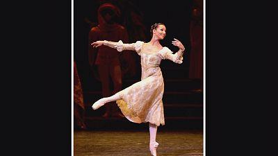 Balletttänzerin Francesca Hayward begeistert in London