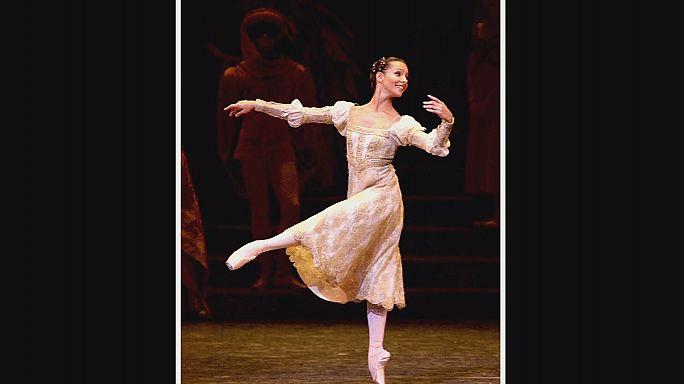 Francesca Hayward, rising star of London's Royal Ballet