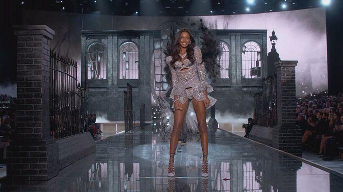 Un coup d'oeil au défilé Victoria's Secret