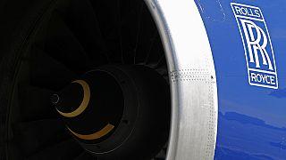 Rolls-Royce wegen schwacher Nachfrage in Turbulenzen