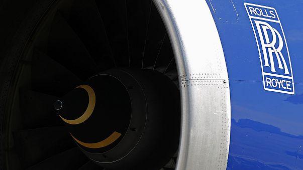 Rolls-Royce vuelve a rebajar su previsión de beneficios por una menor demanda de motores de aviones y barcos